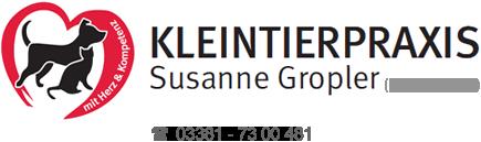 Kleintierpraxis Susanne Gropler